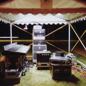 SOUND CONTROL TENT